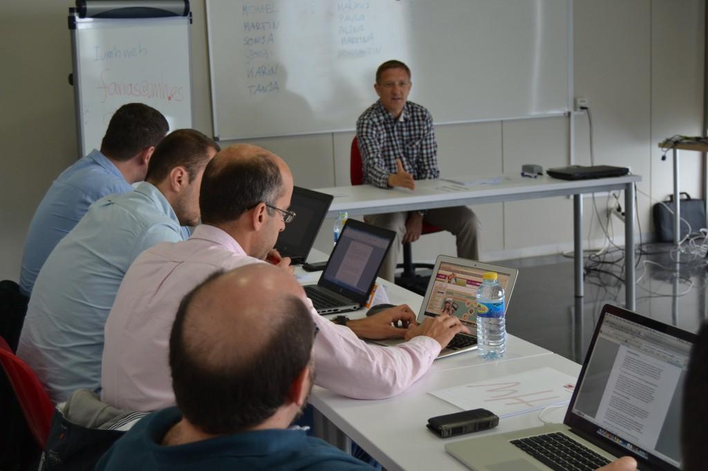 """Romanus Otte, General Manager """"Welt Digital""""."""