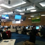 "New newsroom at ""Welt Digital"""