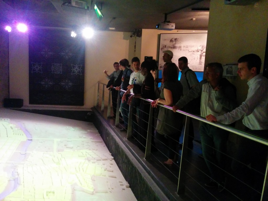 Visit at Elche's Museum of History.